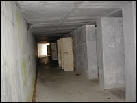 Fort McGilvray underground passages
