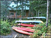 Kayakers Cove